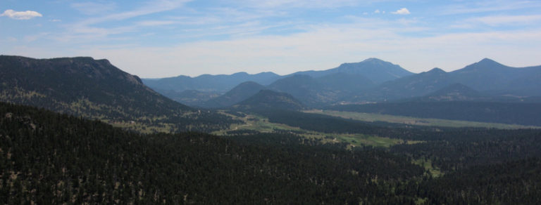 Rocky Mountain National Park in Two Days