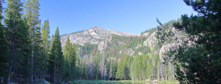 Hiking to the Beautiful Emerald Lake in Rocky Mountain National Park