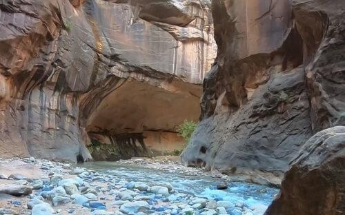canyon & river