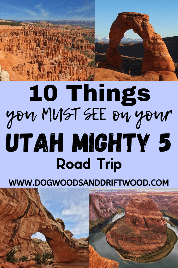Utah Mighty 5 Must-See