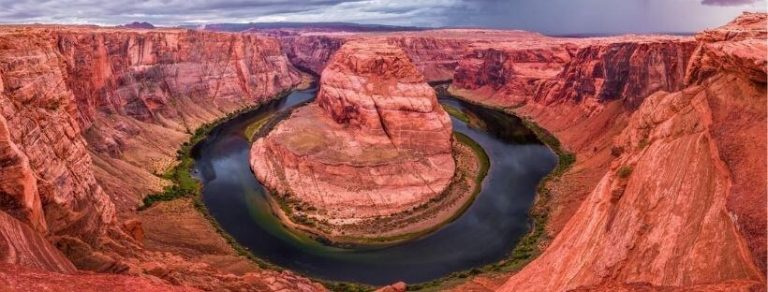 All About Visiting Horseshoe Bend in Page, Arizona