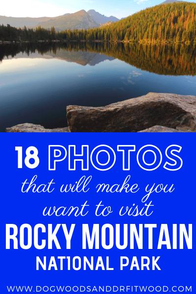 Rocky mountains colorado photos