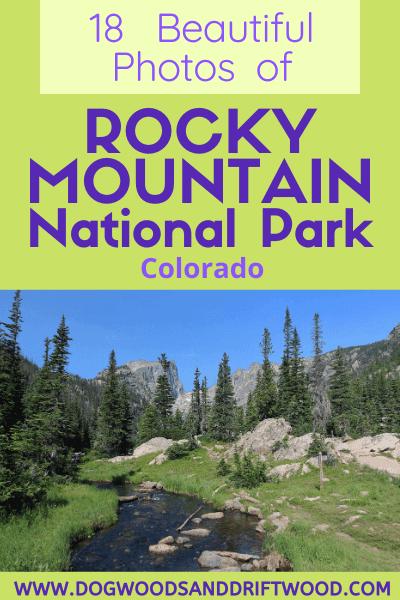 photos of rocky mountains in colorado