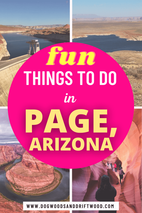fun things to do in page, az